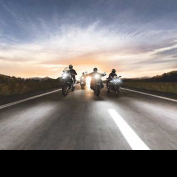 Motorrad Lampen