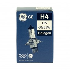 General Electric 12V H4 60/55W Basic Scheinwerferlampe