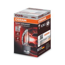 OSRAM Xenon Lampe Xenarc Night Breaker Unlimited D2S 35W (XENON)