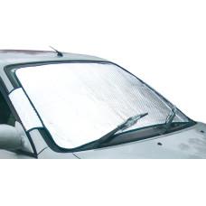 ALU - Autoscheibenabdeckung (Winter/Sommer)