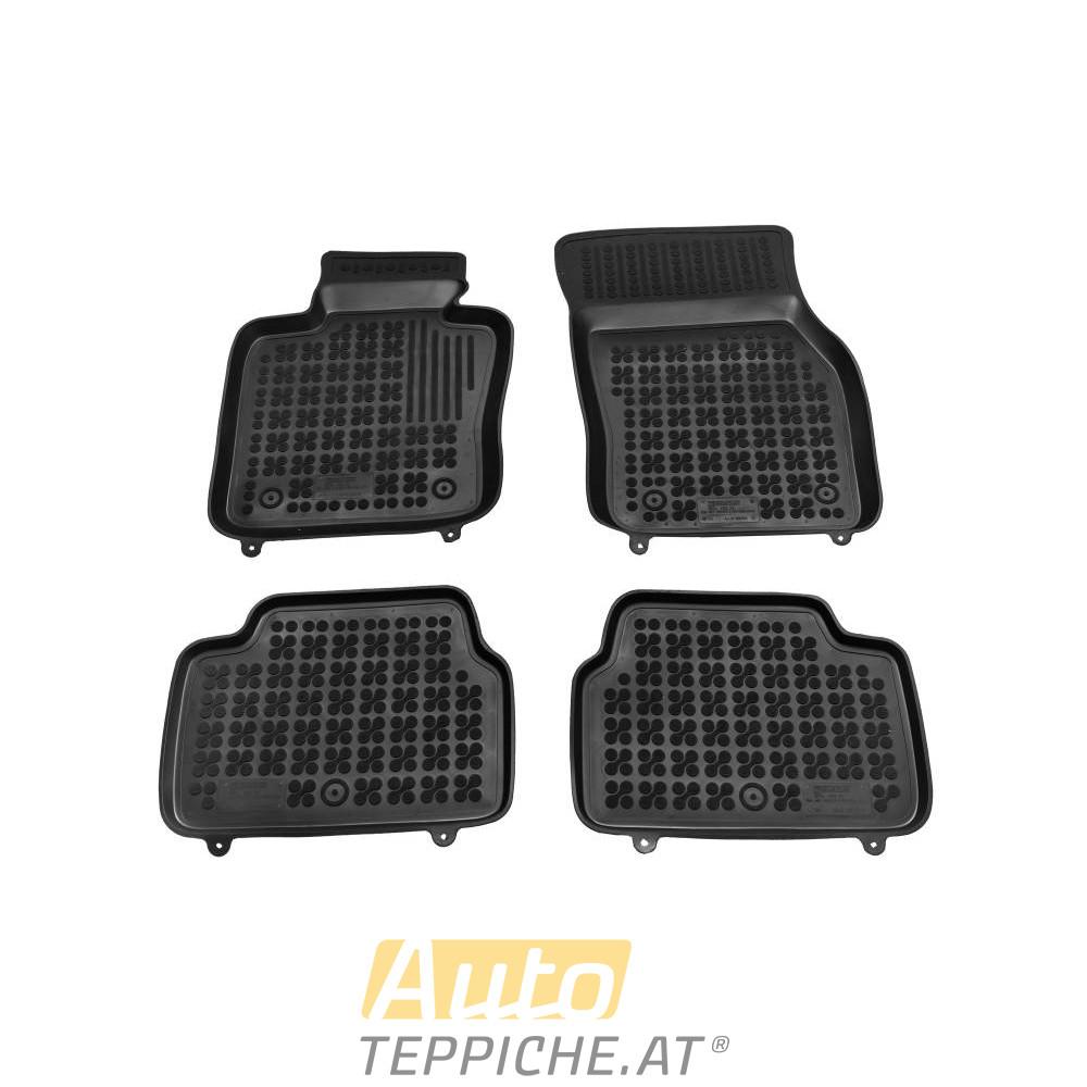 Gummi-Fußmatten mit hohem Rand für Mini Cooper S 5-Sitzer (2014-)