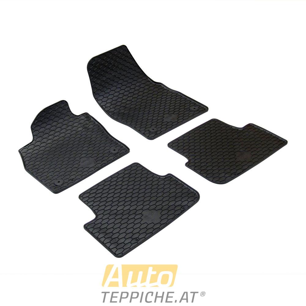 Gummi-Fußmatten für Volkswagen Polo VI (2017-)