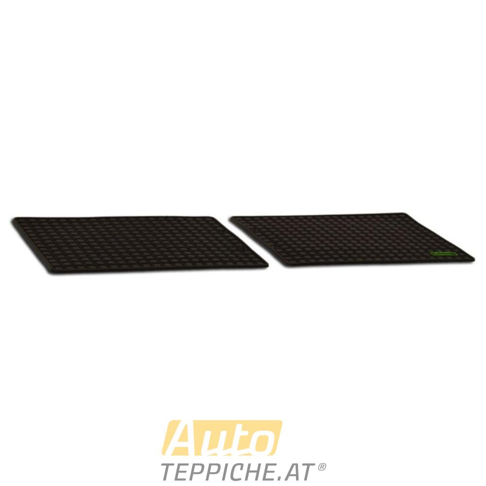 Gummi-Fußmatten für Uni Uni 352mm x 492mm (Zerbino) (2pcs)